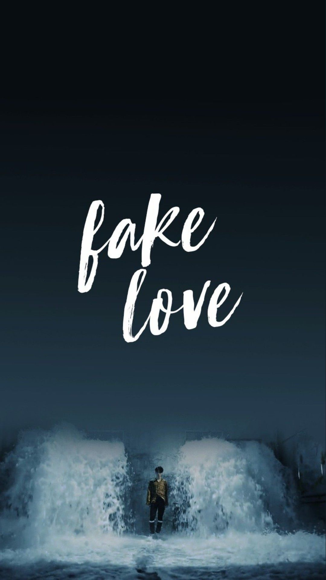 Bts Fake Love Wallpapers Top Free Bts Fake Love Backgrounds
