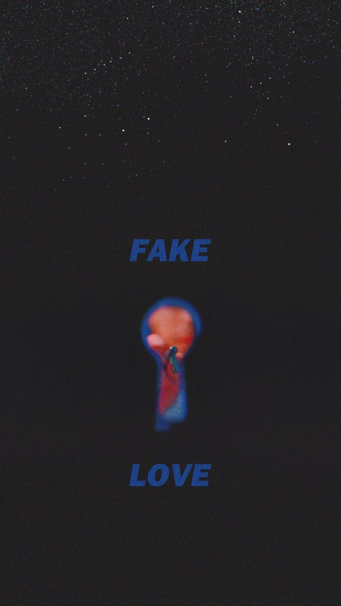 Fake Love Bts Wallpapers Top Free Fake Love Bts Backgrounds