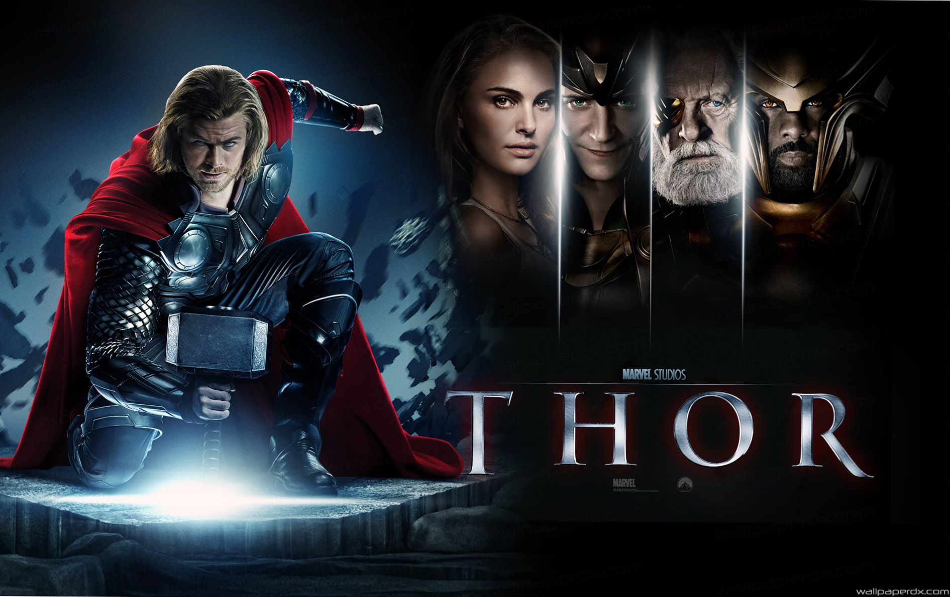 Thor Movie Poster Wallpapers - Top Free Thor Movie Poster ...