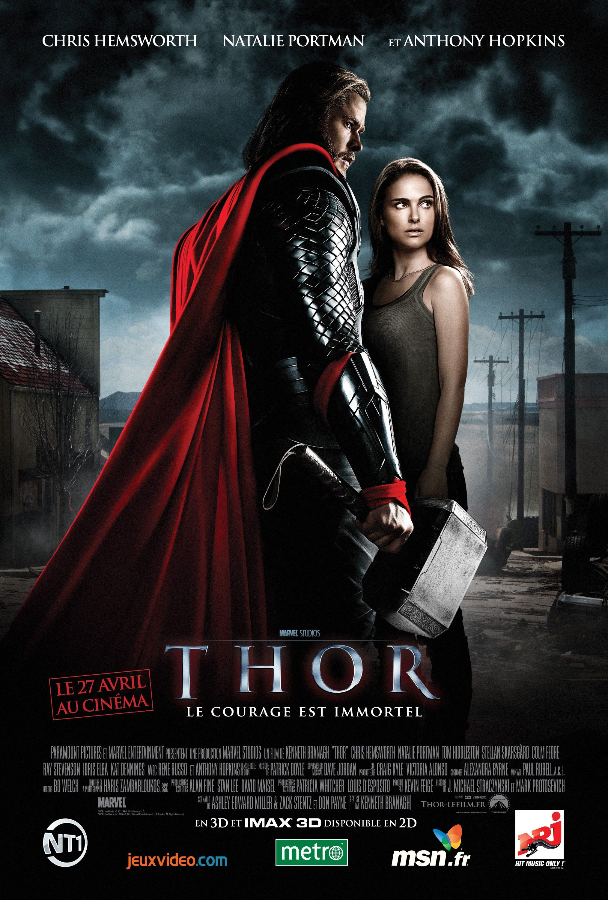 Thor movie poster wallpapers top free thor movie poster - Movie poster wallpaper ...