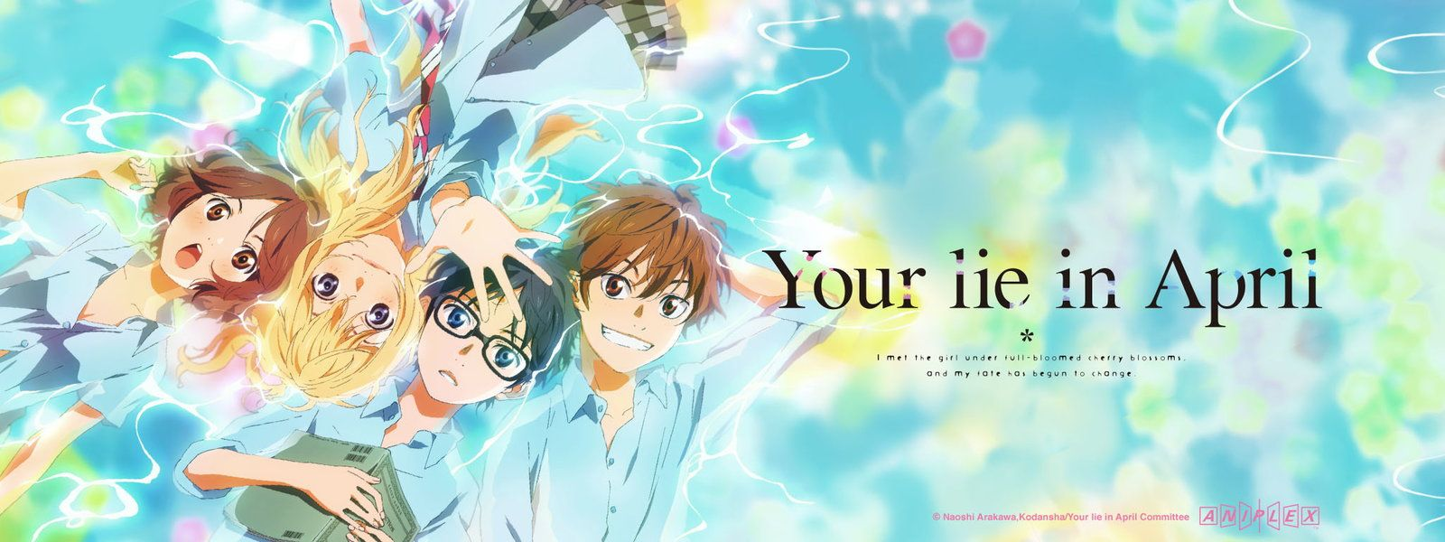 Your Lie In April Lake Wallpapers Top Free Your Lie In April