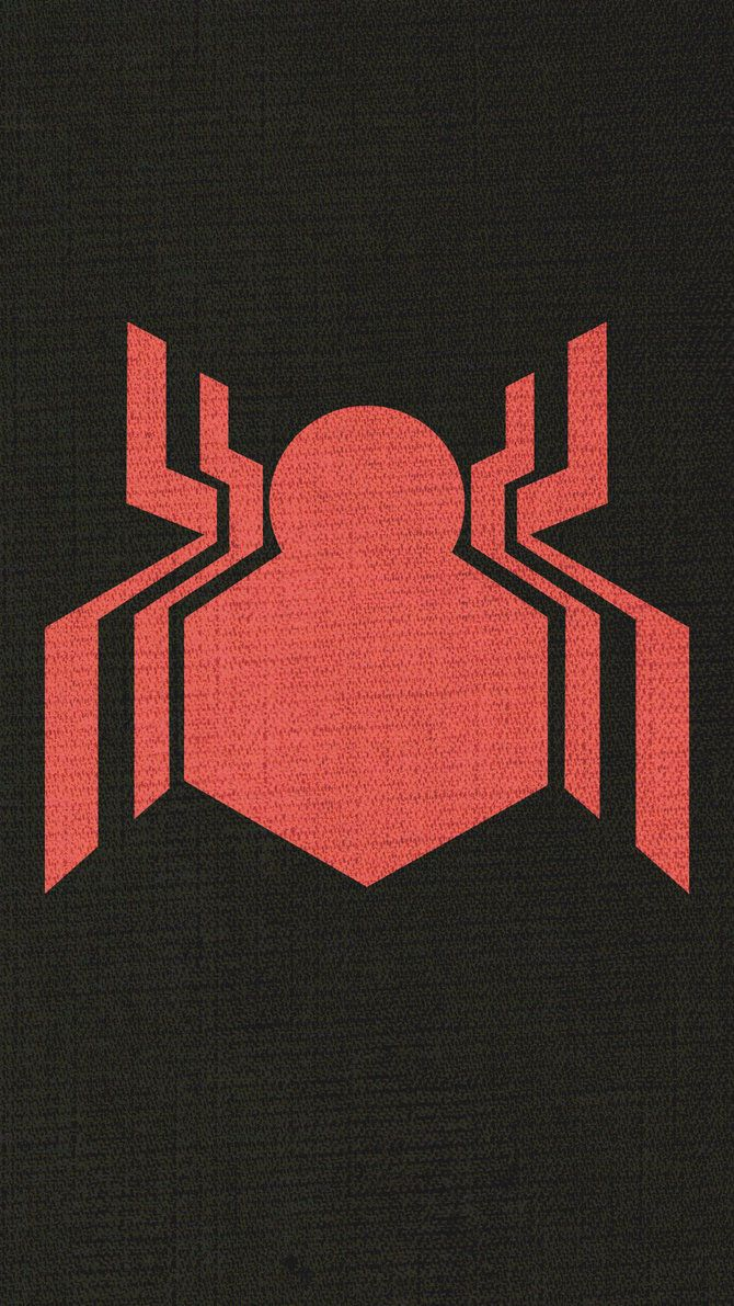 Spider Man Homecoming Logo Wallpapers Top Free Spider Man