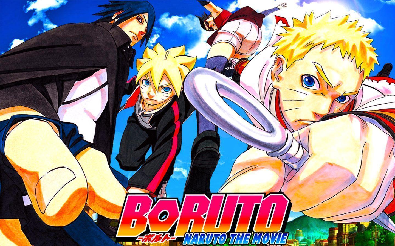 boruto: naruto the movie torrent