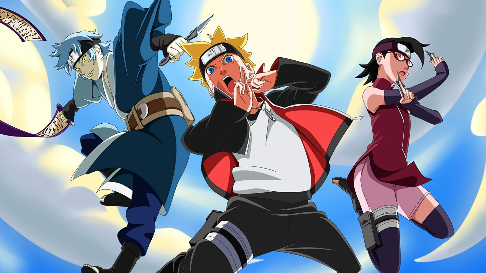Boruto Naruto Next Generations Wallpapers - Top Free Boruto