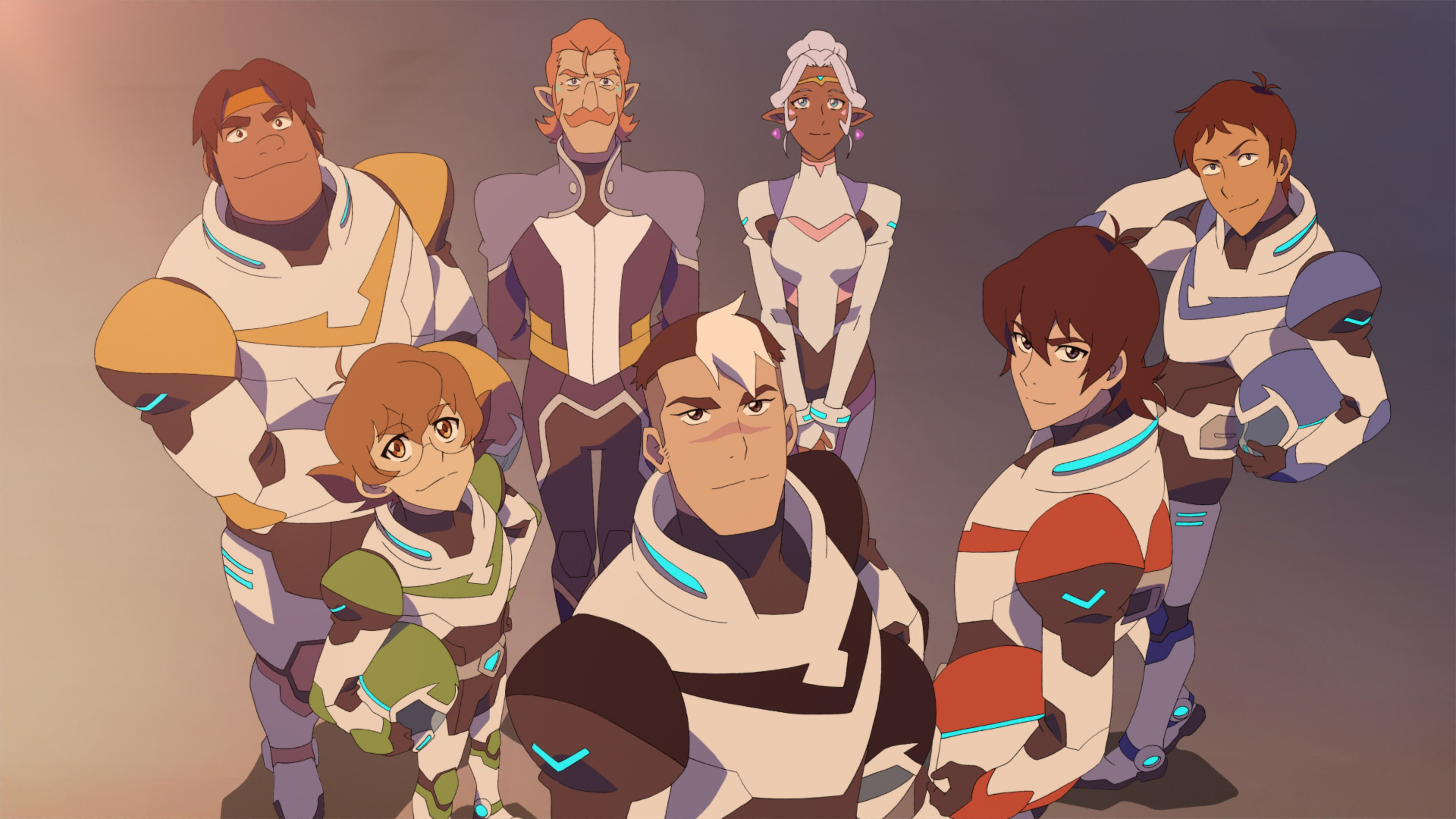 Voltron Desktop Wallpapers Top Free Voltron Desktop Backgrounds