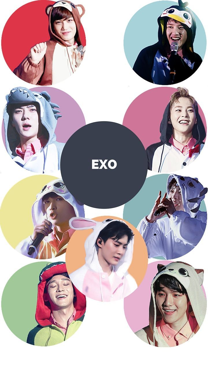 Exo Cute Wallpapers Top Free Exo Cute Backgrounds Wallpaperaccess