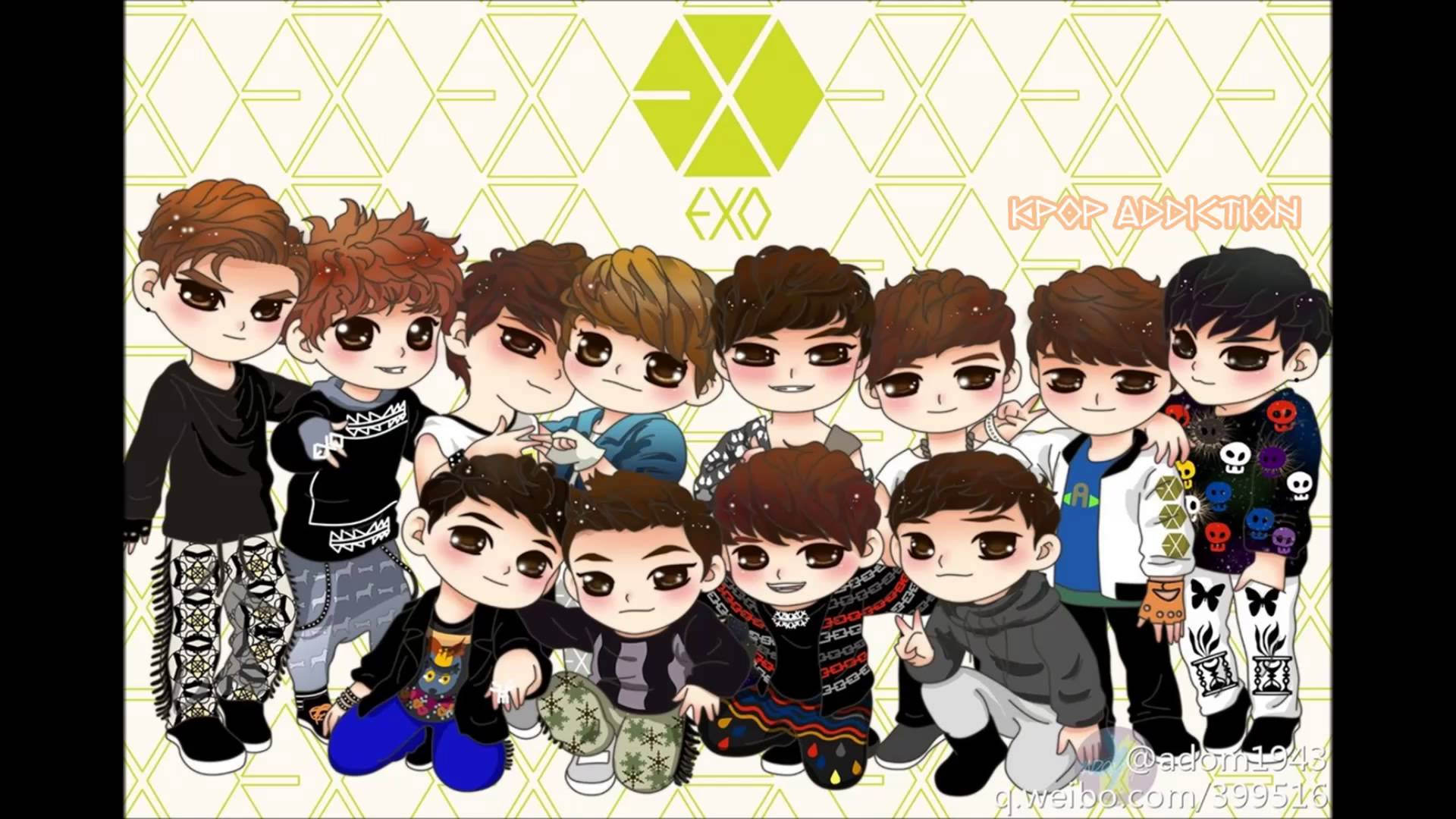 34 Best Free Exo Cute Wallpapers Wallpaperaccess