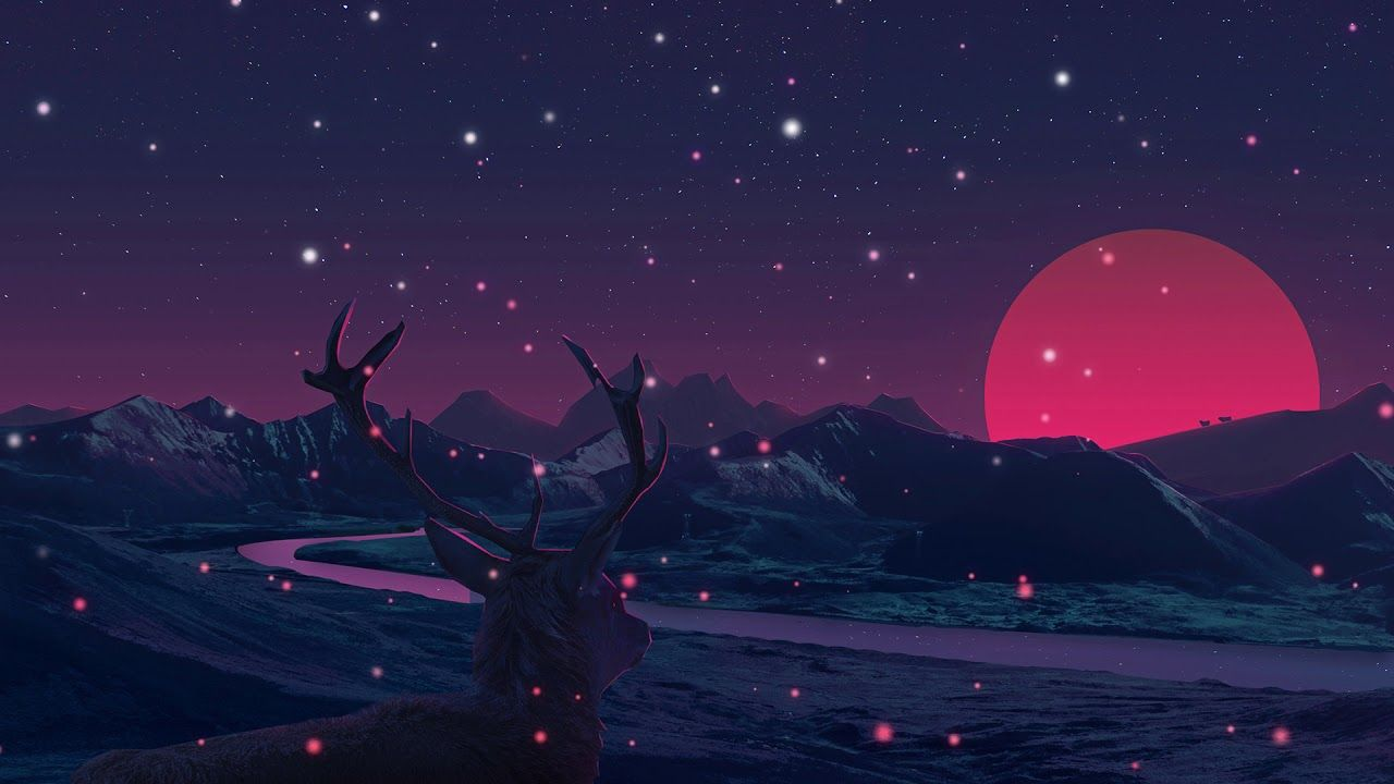 Top Free Lo-Fi Art Backgrounds