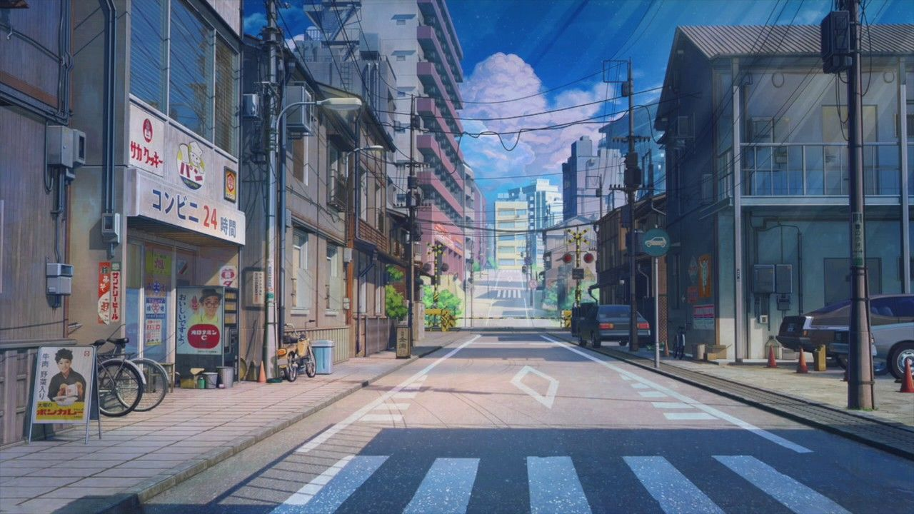 Lofi Wallpaper: Lo-Fi Anime Chill Wallpapers
