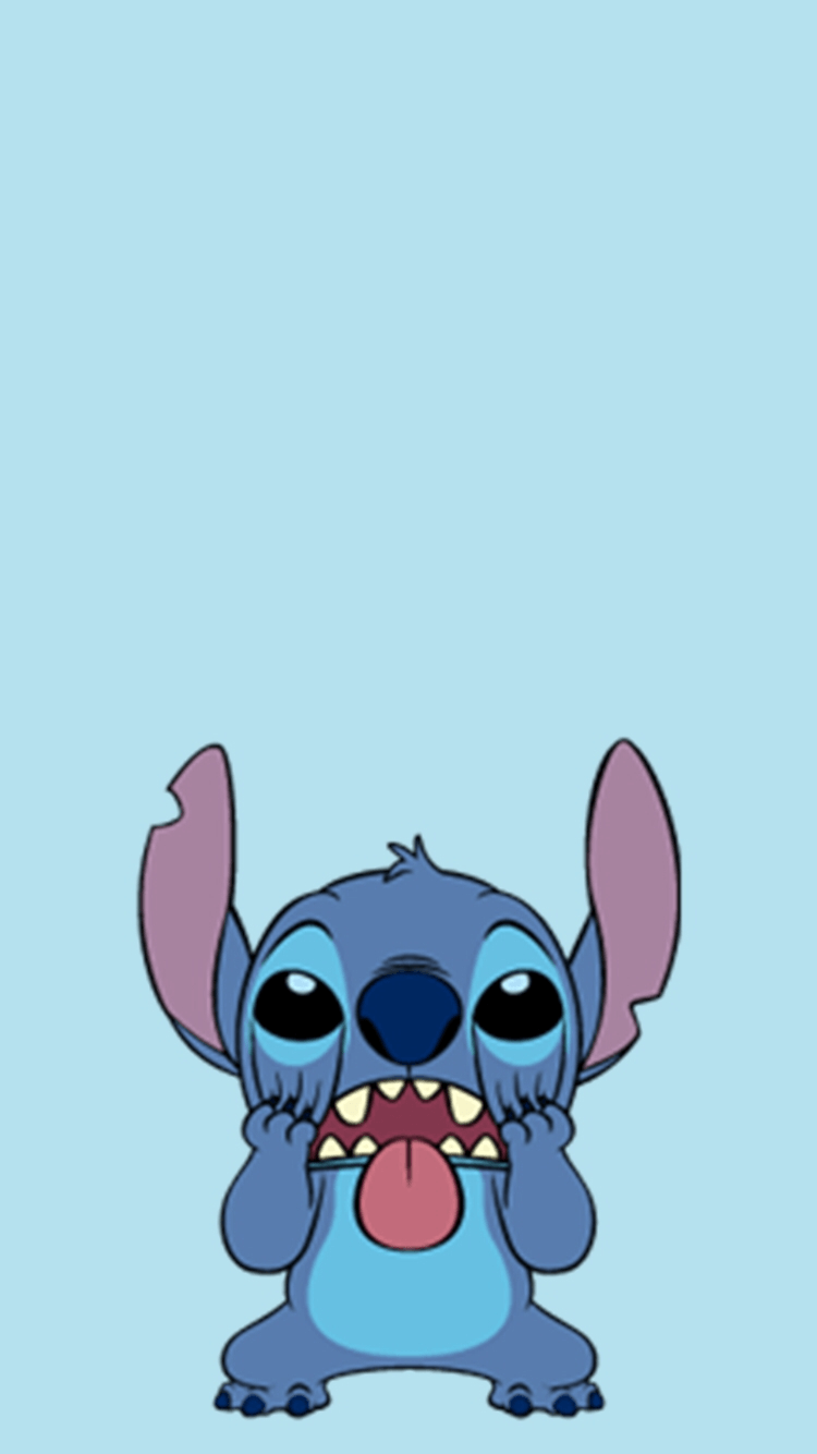 45 Best Free Cute Stitch Iphone Wallpapers Wallpaperaccess