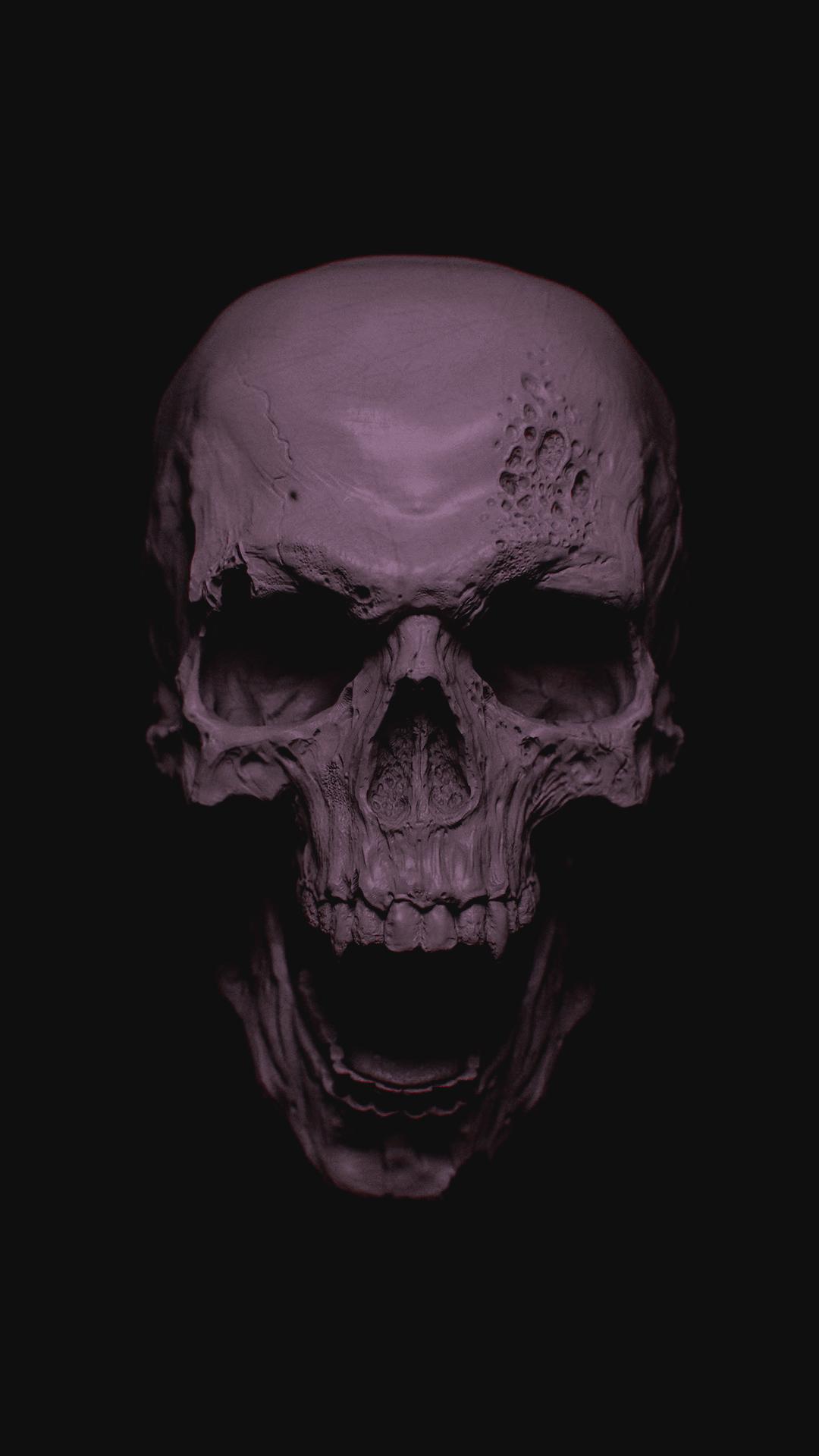 Apple Skull Iphone Wallpapers Top Free Apple Skull Iphone