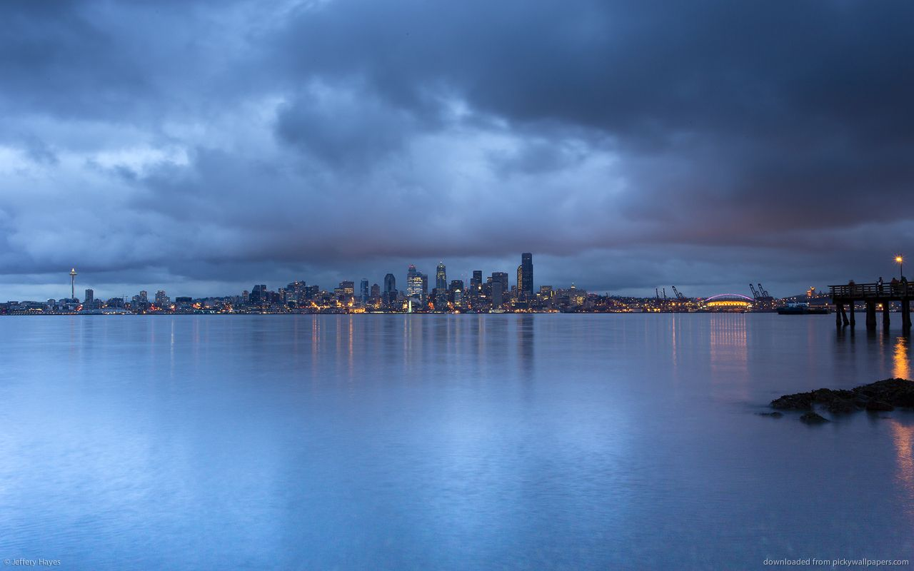 Seattle Rain Wallpapers Top Free Seattle Rain Backgrounds Wallpaperaccess