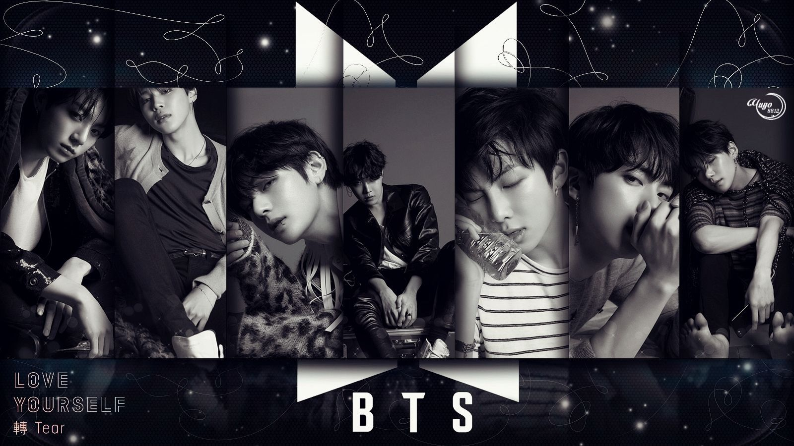 Bts Fake Love Wallpapers Top Free Bts Fake Love Backgrounds Wallpaperaccess
