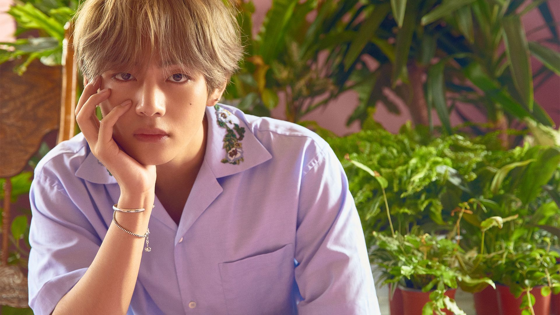 Bts V Desktop Wallpapers Top Free Bts V Desktop Backgrounds