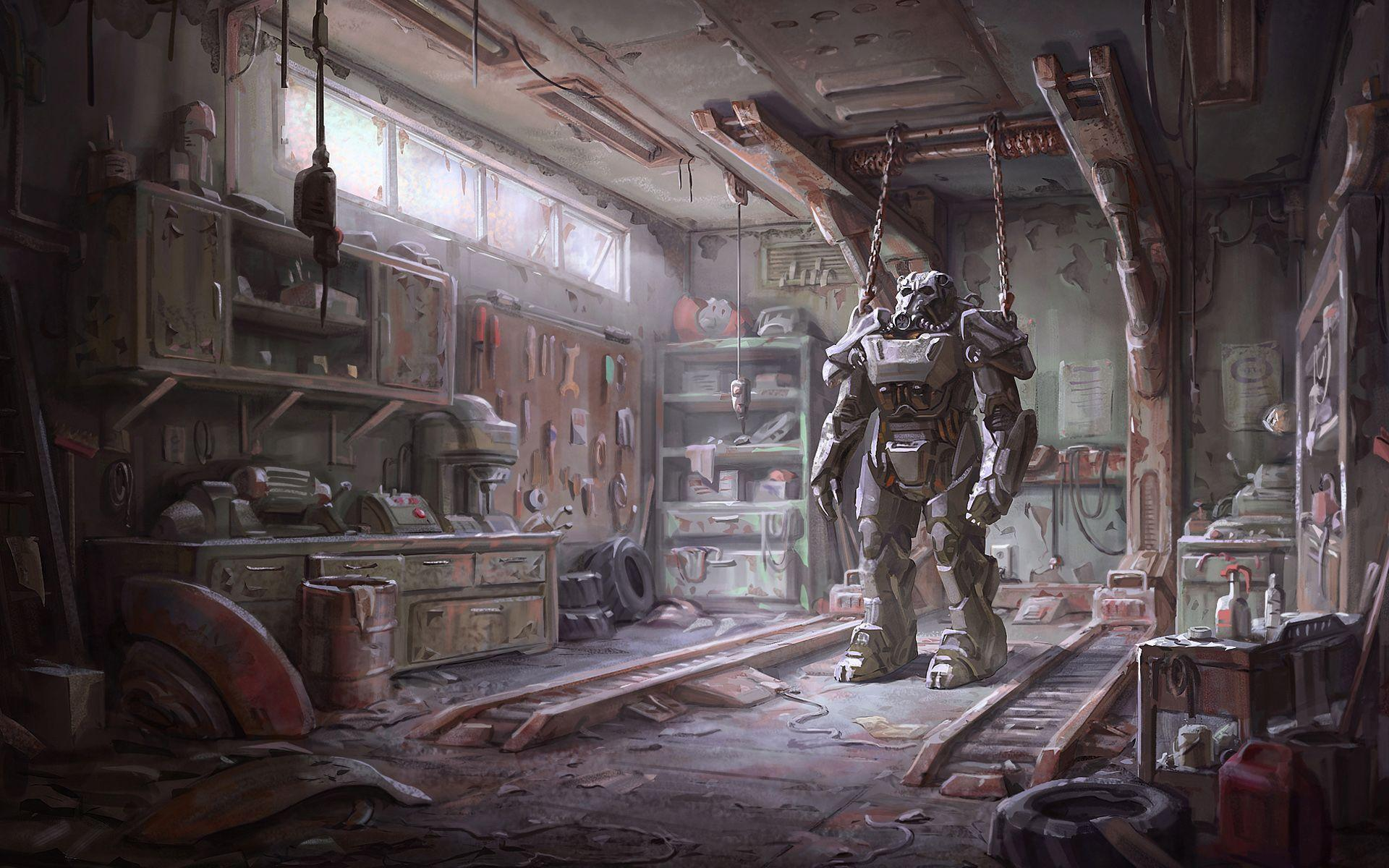 Fallout 4k Uhd Wallpapers Top Free Fallout 4k Uhd