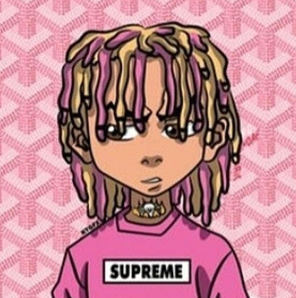 Lil Pump Cartoon Wallpapers Top Free Lil Pump Cartoon
