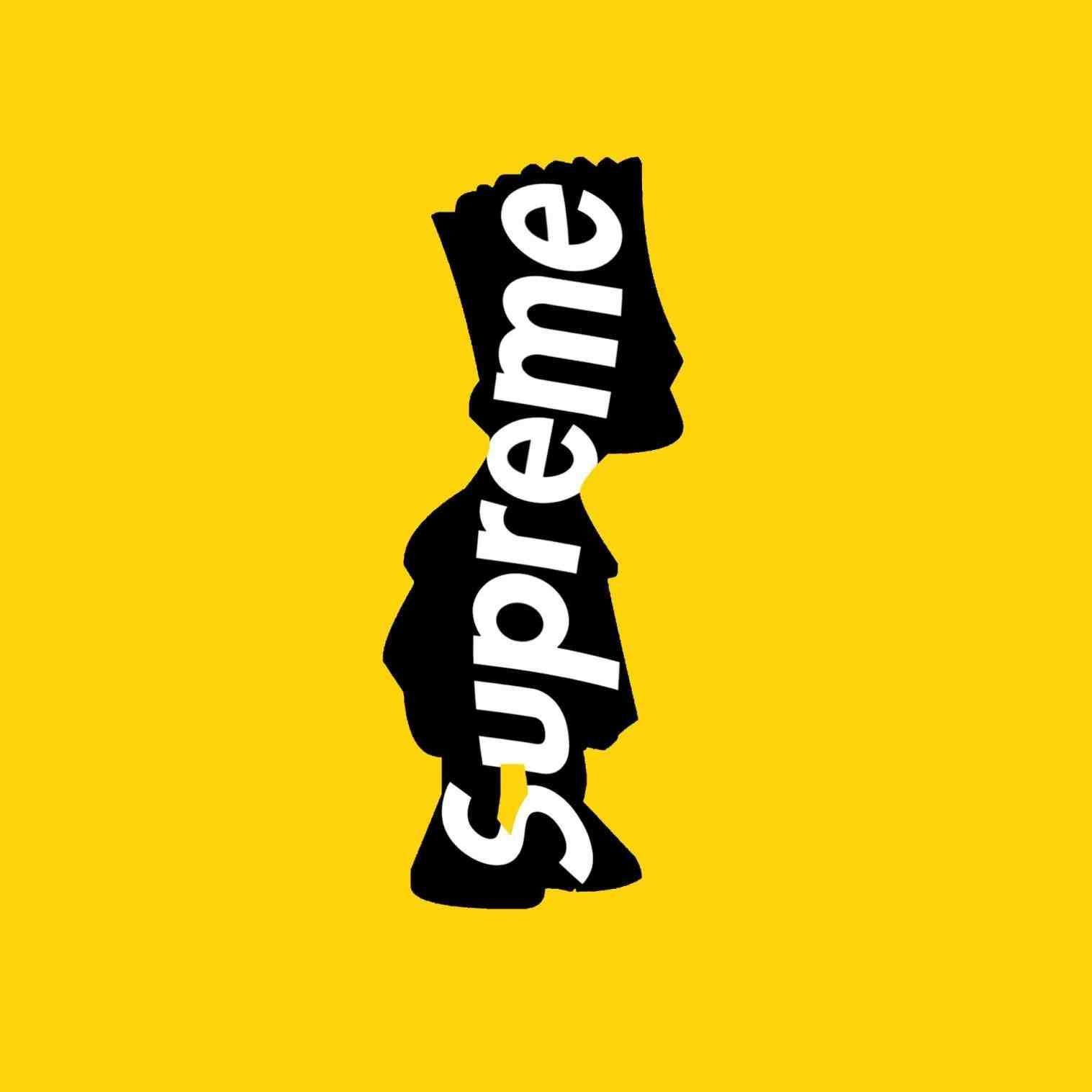 2 Bart Simpson Supreme Wallpapers Top Free 2 Bart Simpson Supreme