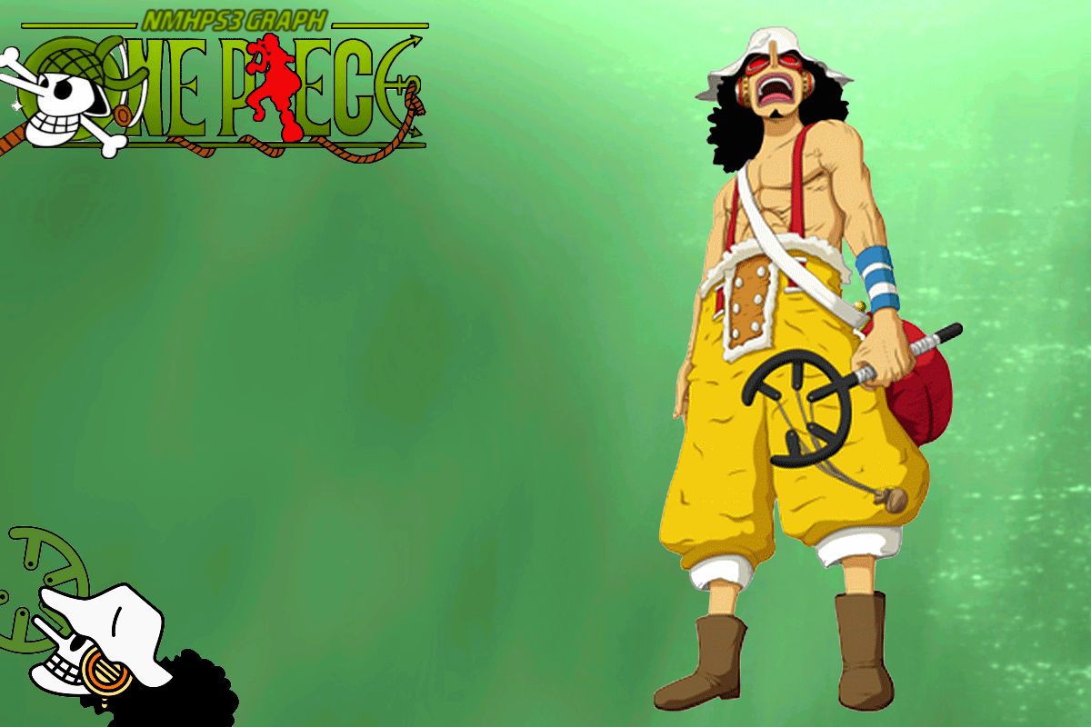 Wallpaper Pemandangan E Piece Usopp Wallpaper Hd