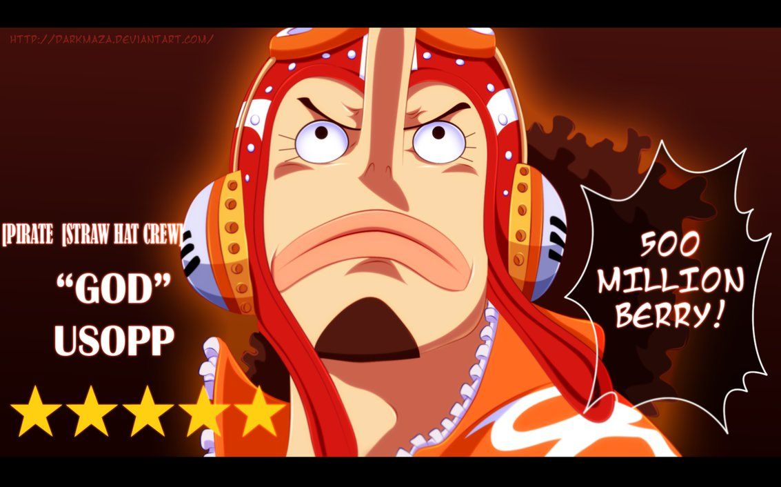One Piece Usopp Wallpapers Top Free One Piece Usopp Backgrounds Wallpaperaccess