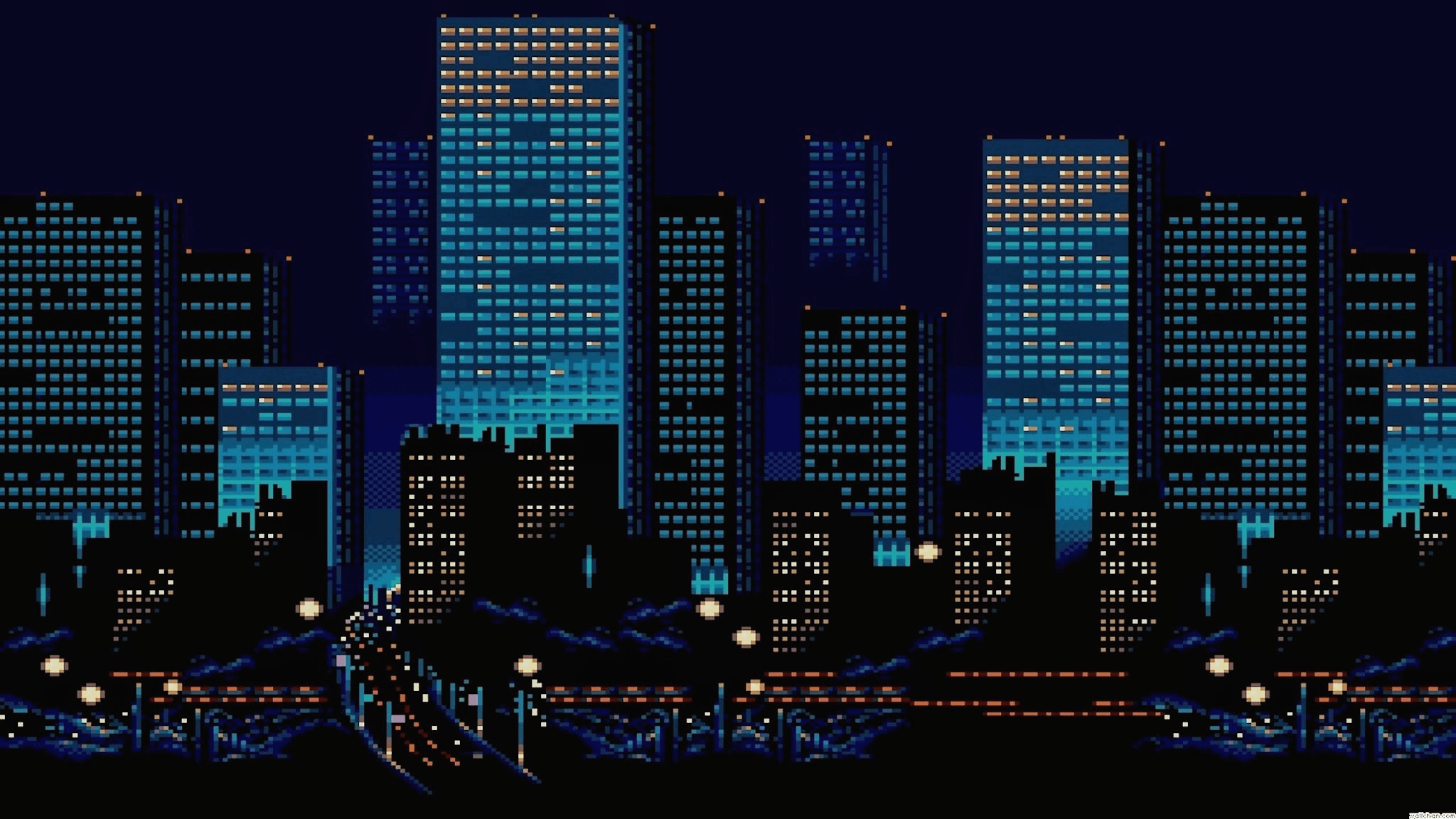 80s Neon City Wallpapers Top Free 80s Neon City Backgrounds Wallpaperaccess