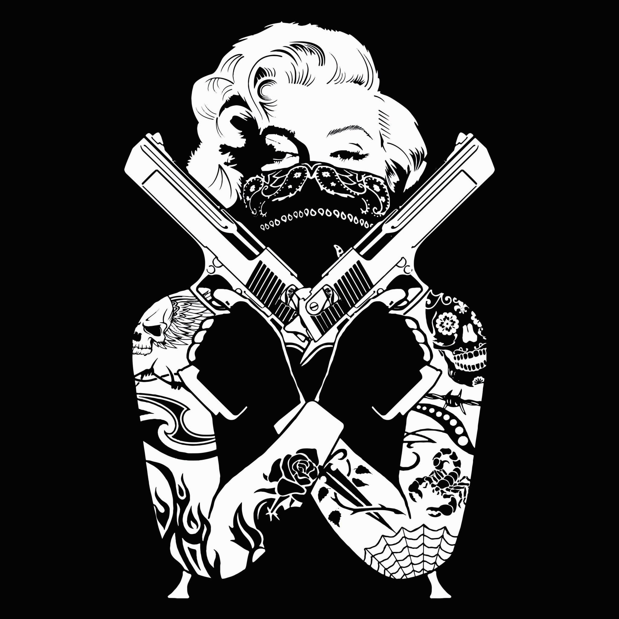 Gangsta Cartoon Wallpapers Top Free Gangsta Cartoon