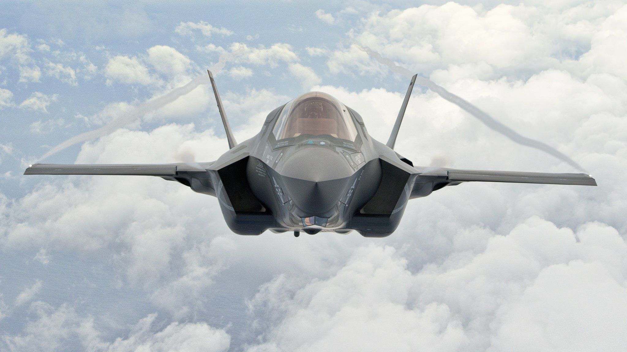 F-35 Fighter 5K Wallpapers - Top Free F ...