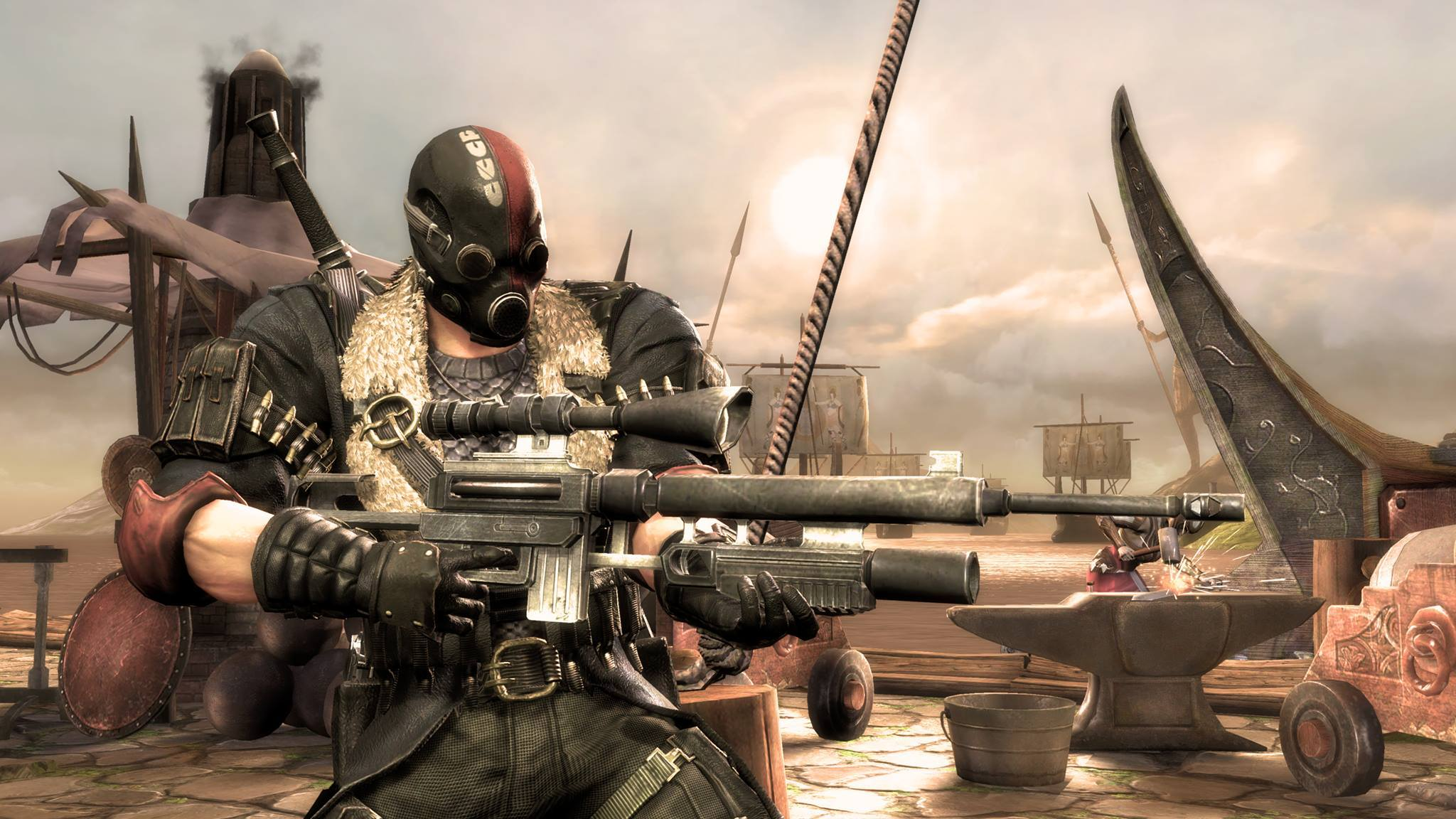 28 Best Free Injustice Red Son Deathstroke Wallpapers