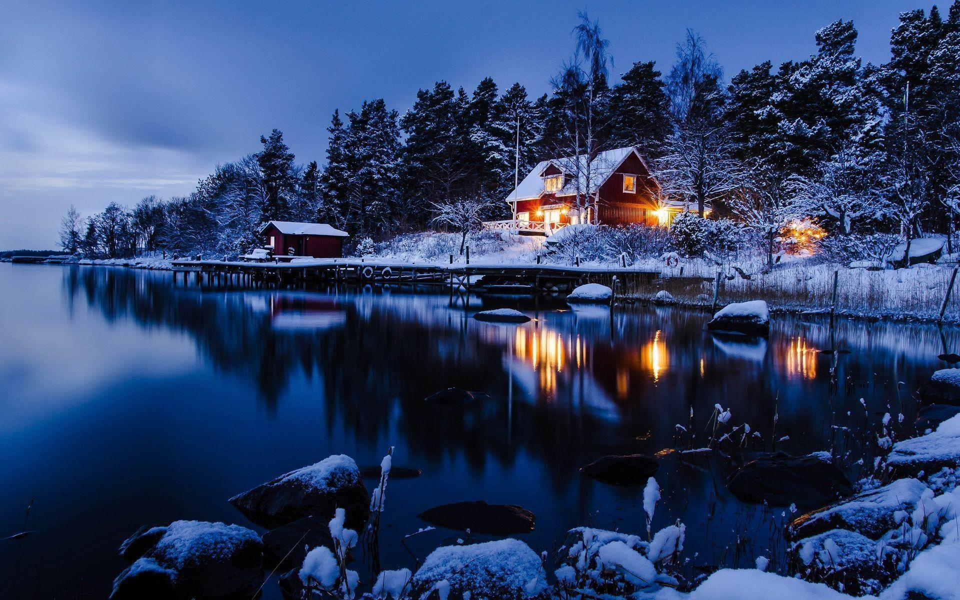 "1600x900 Winter Snow Desktop Wallpaper HD 49817 - Dongxue Series - Landscape ..."">"