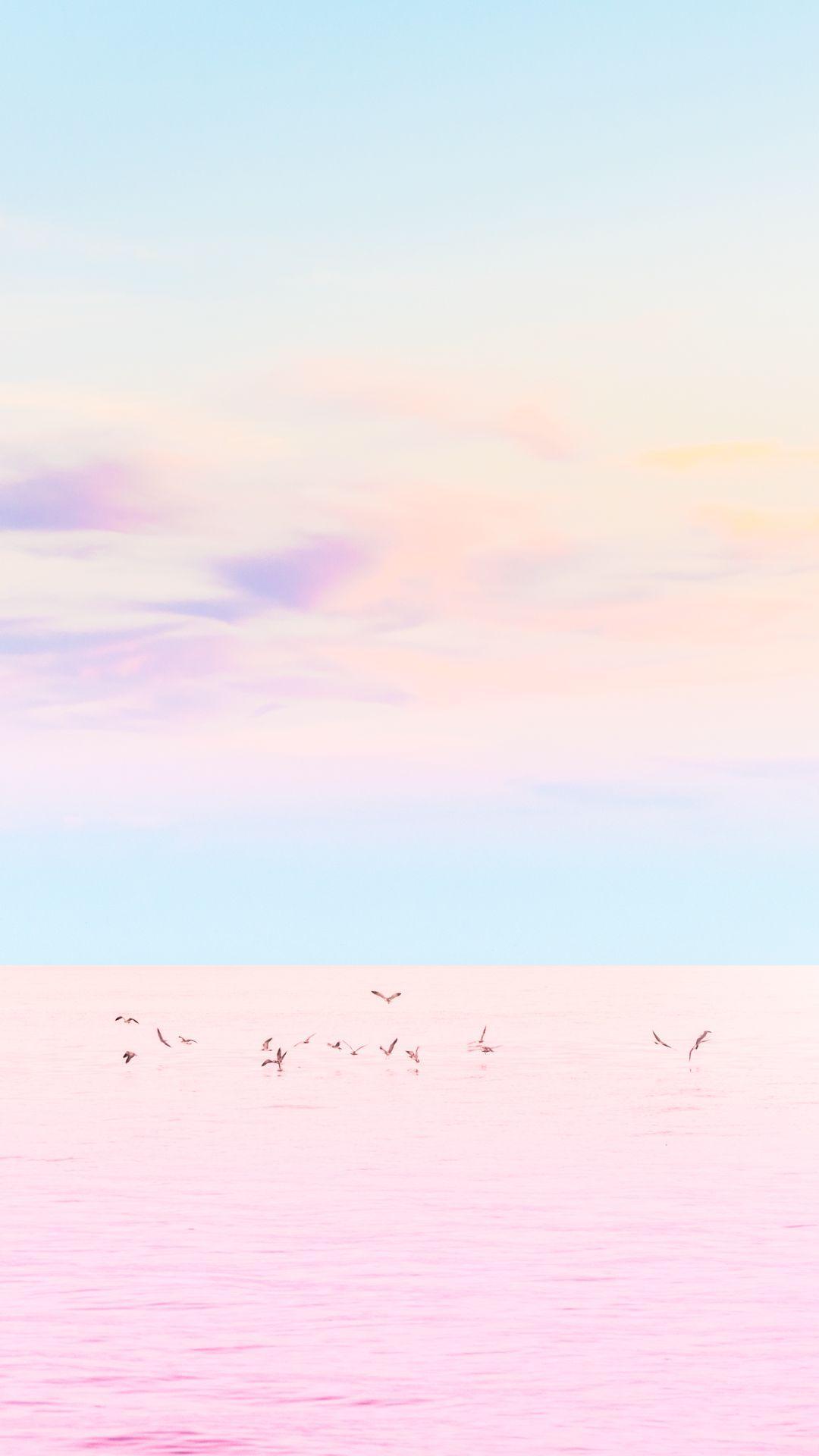 Wallpaper iphone tumblr pastel