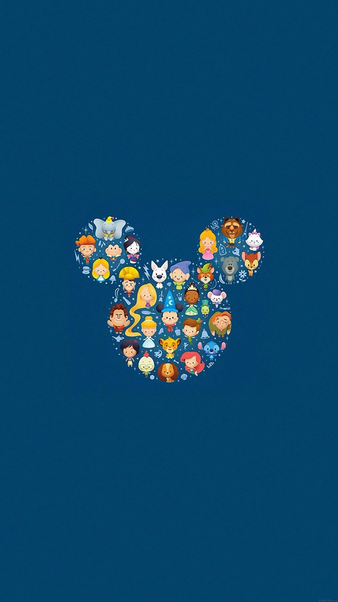 Disney Characters IPhone Wallpapers Top Free Disney