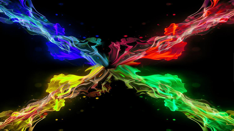 Liquid Hd Wallpaper: Liquid HD Neon Wallpapers