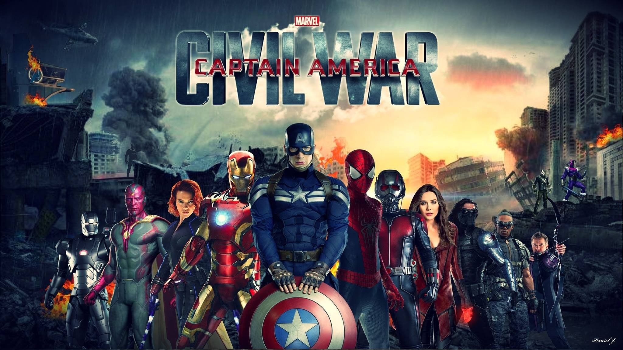 Unduh 200+ Wallpaper Avengers Civil War  Gratis