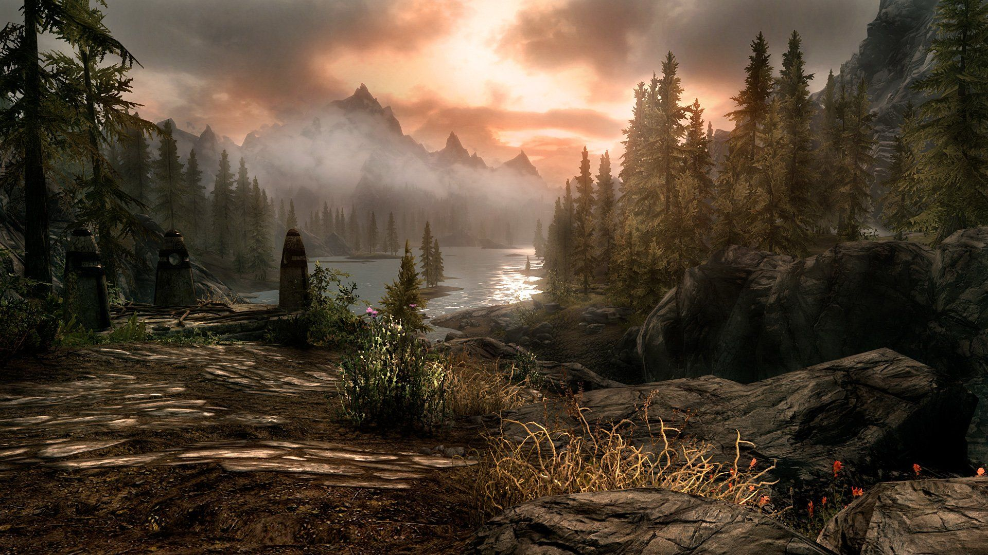 Skyrim Ultra Hd Wallpapers Top Free Skyrim Ultra Hd Backgrounds
