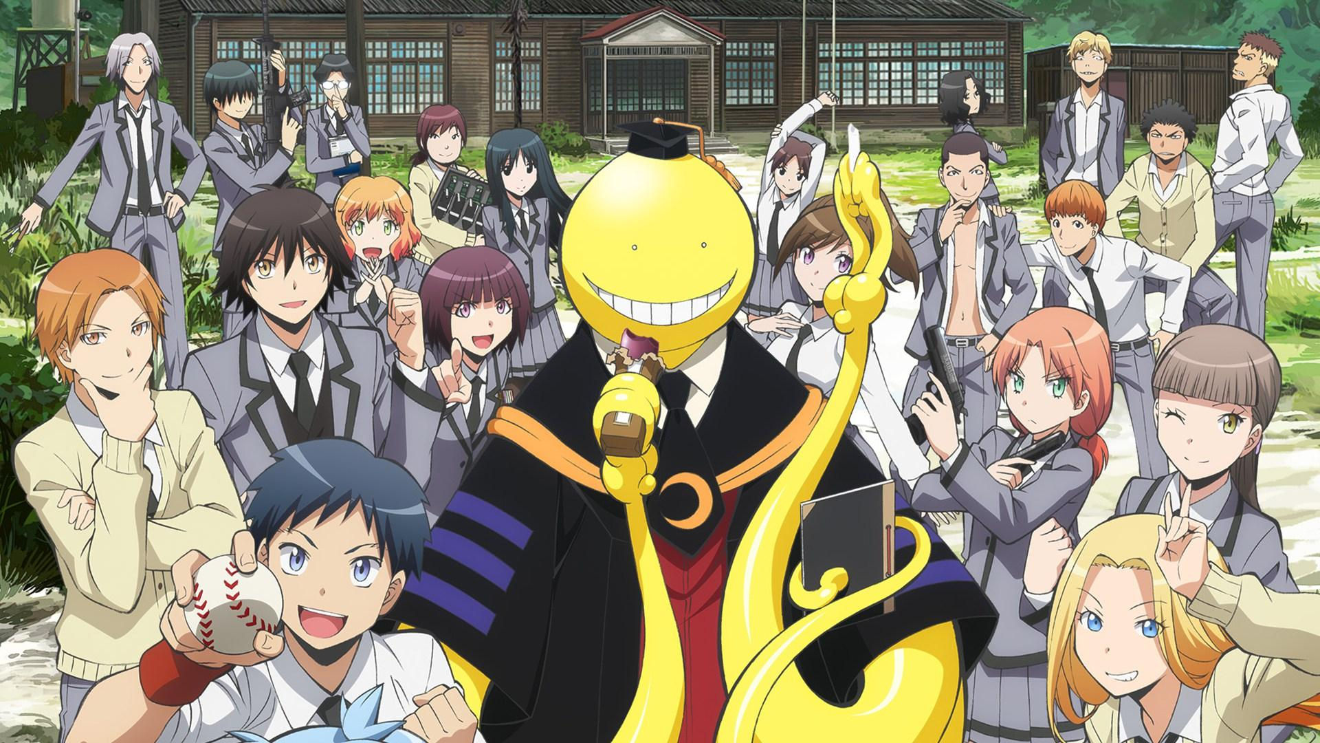Assassination Classroom Wallpapers - Top Free ...