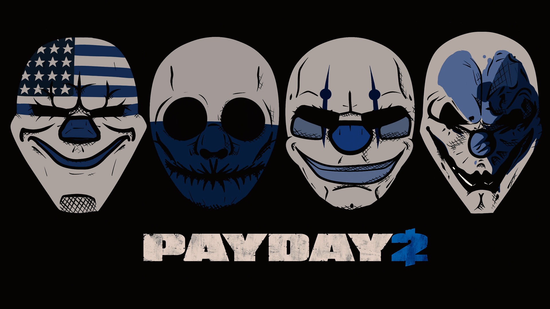 Payday 2 Wallpapers Top Free Payday 2 Backgrounds