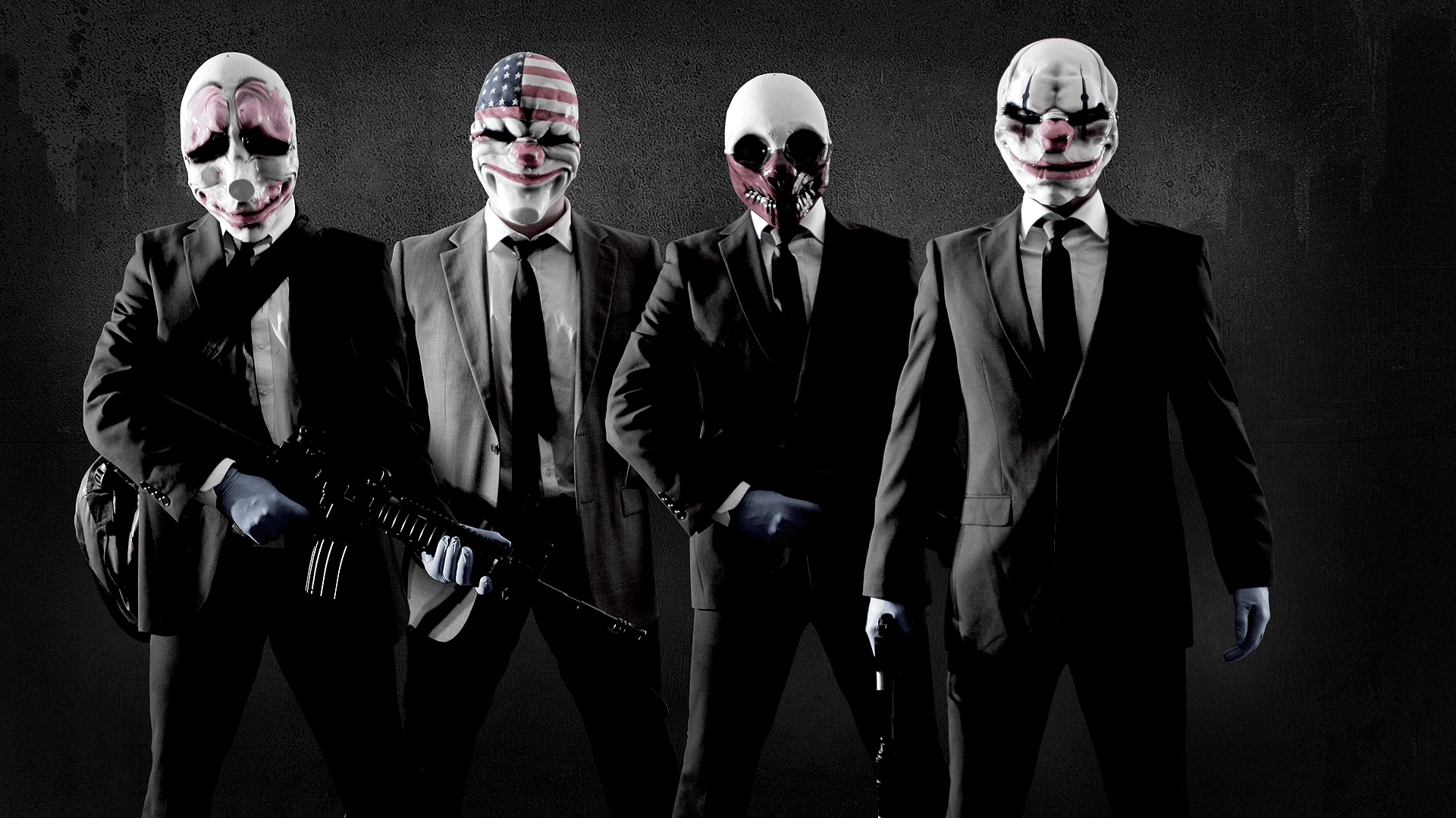 Payday 2 Wallpapers - Top Free Payday 2 Backgrounds - WallpaperAccess