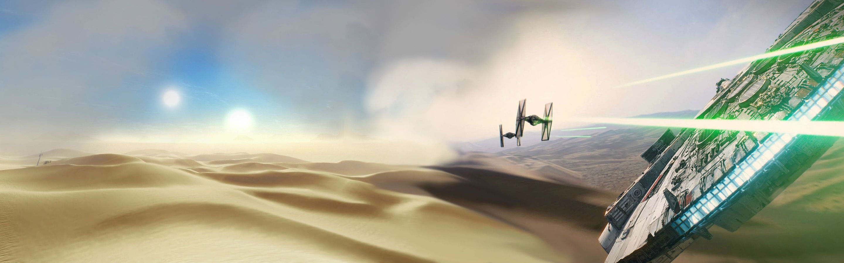 Star Wars Dual Screen Wallpapers Top Free Star Wars Dual Screen