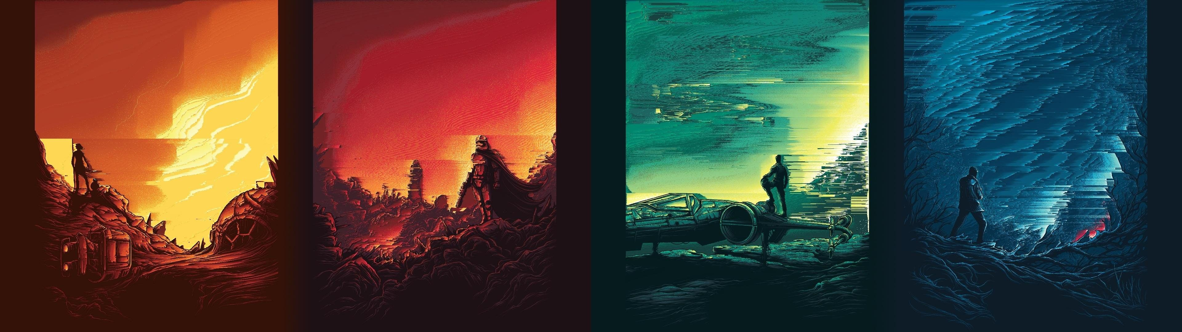Star Wars Dual Screen Wallpapers Top Free Star Wars Dual
