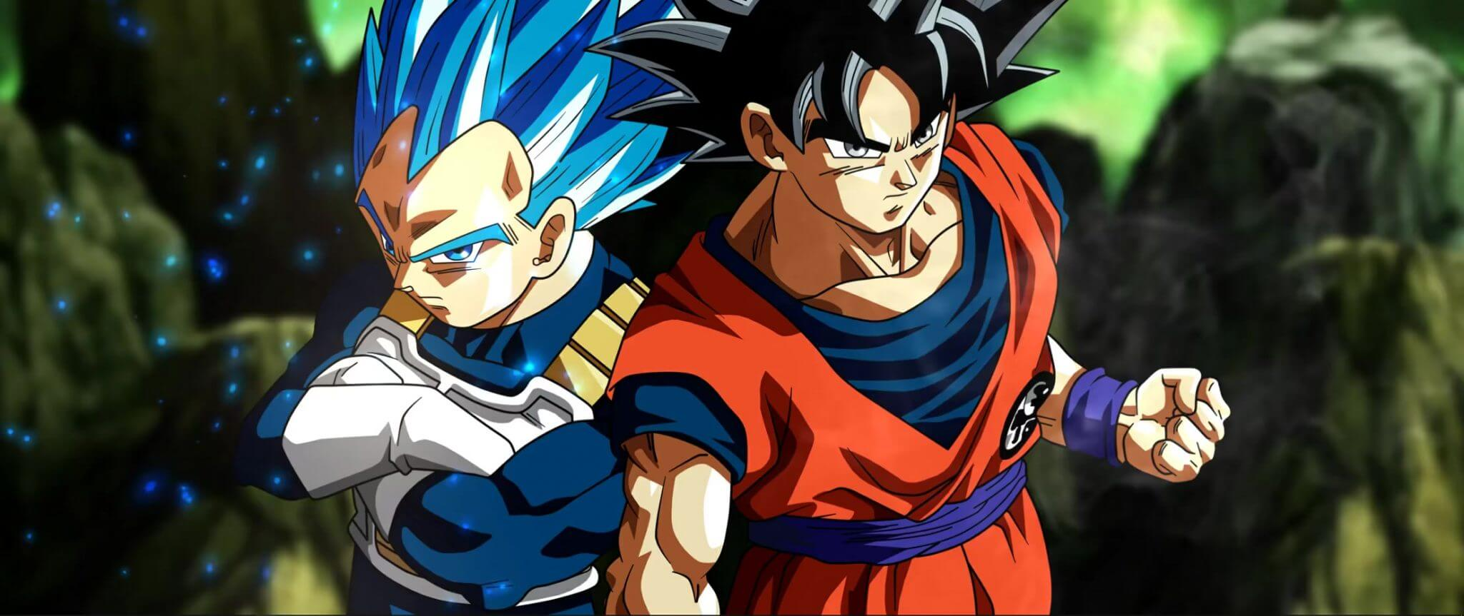 Dbs Wallpapers Top Free Dbs Backgrounds Wallpaperaccess