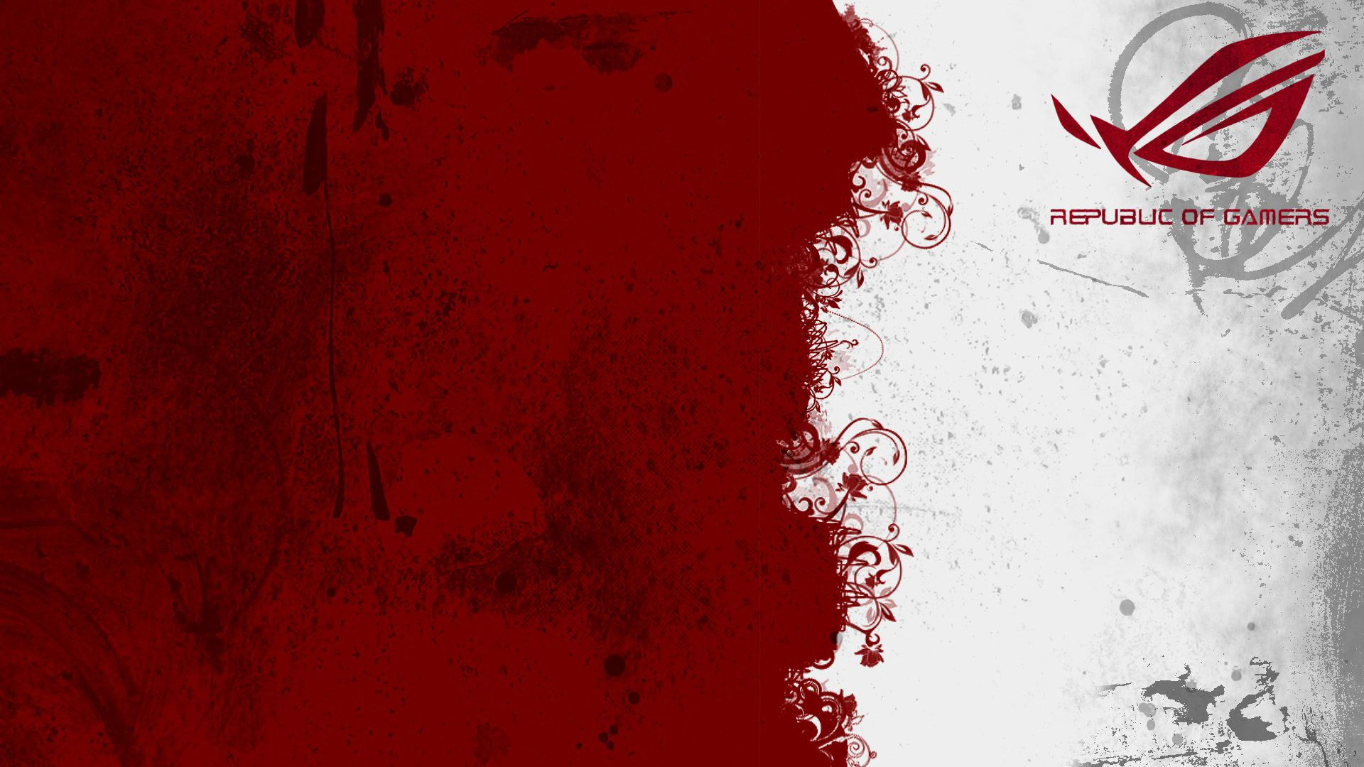 Red And White Gaming Wallpapers Top Free Red And White
