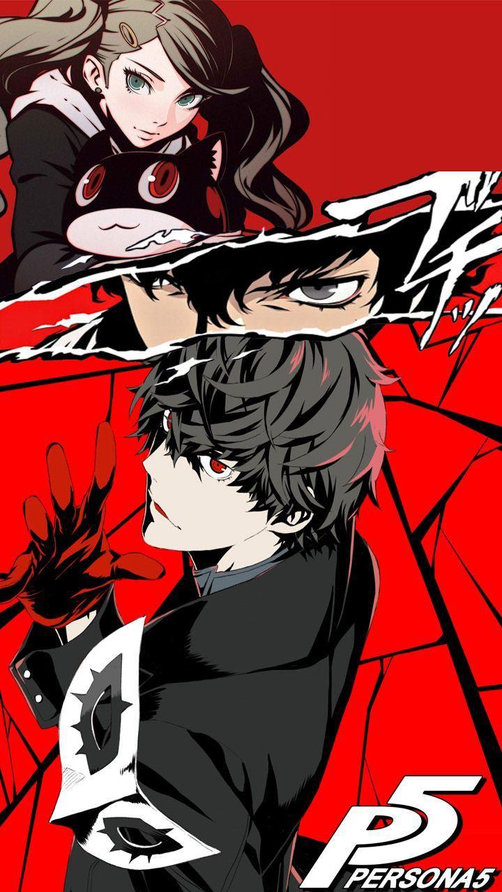 Persona 5 Iphone Wallpaper Hd