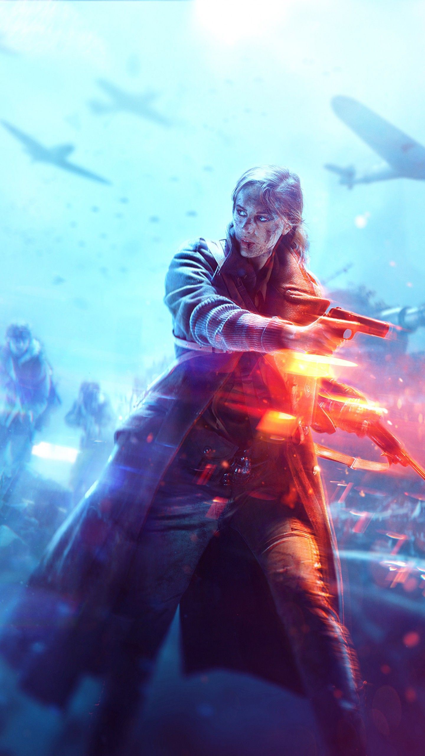Battlefield V Iphone Wallpapers Top Free Battlefield V