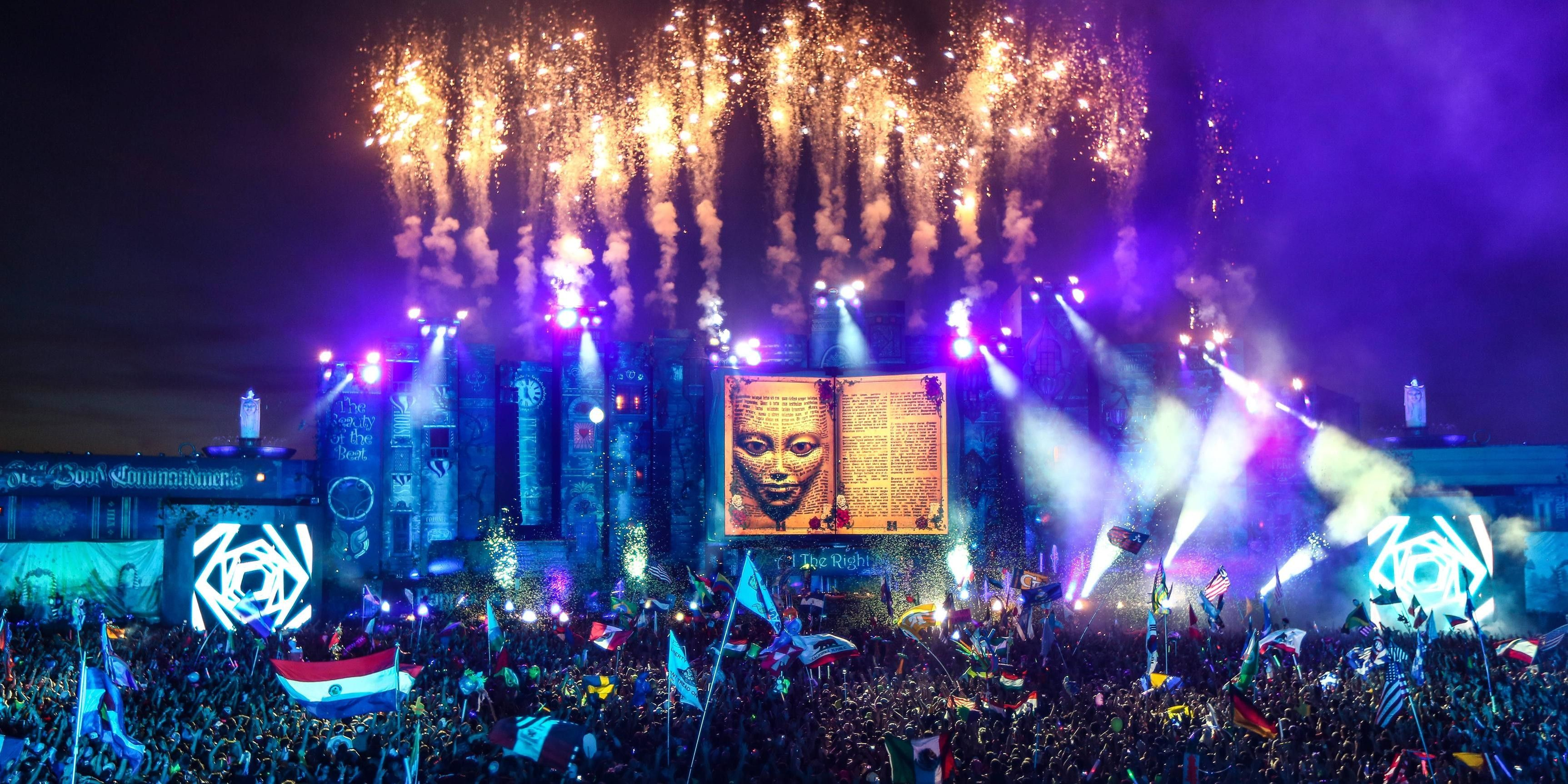 Tomorrowland 2018 Wallpapers Top Free Tomorrowland 2018