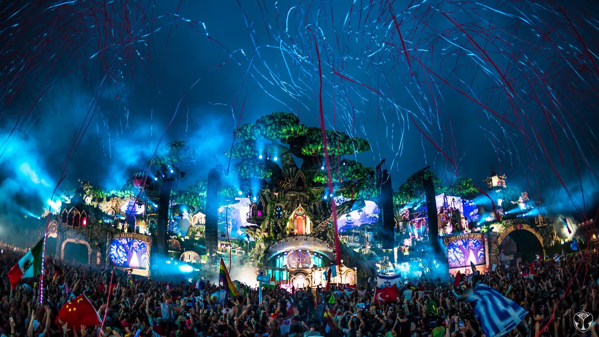 Tomorrowland 2018 Wallpapers Top Free Tomorrowland 2018
