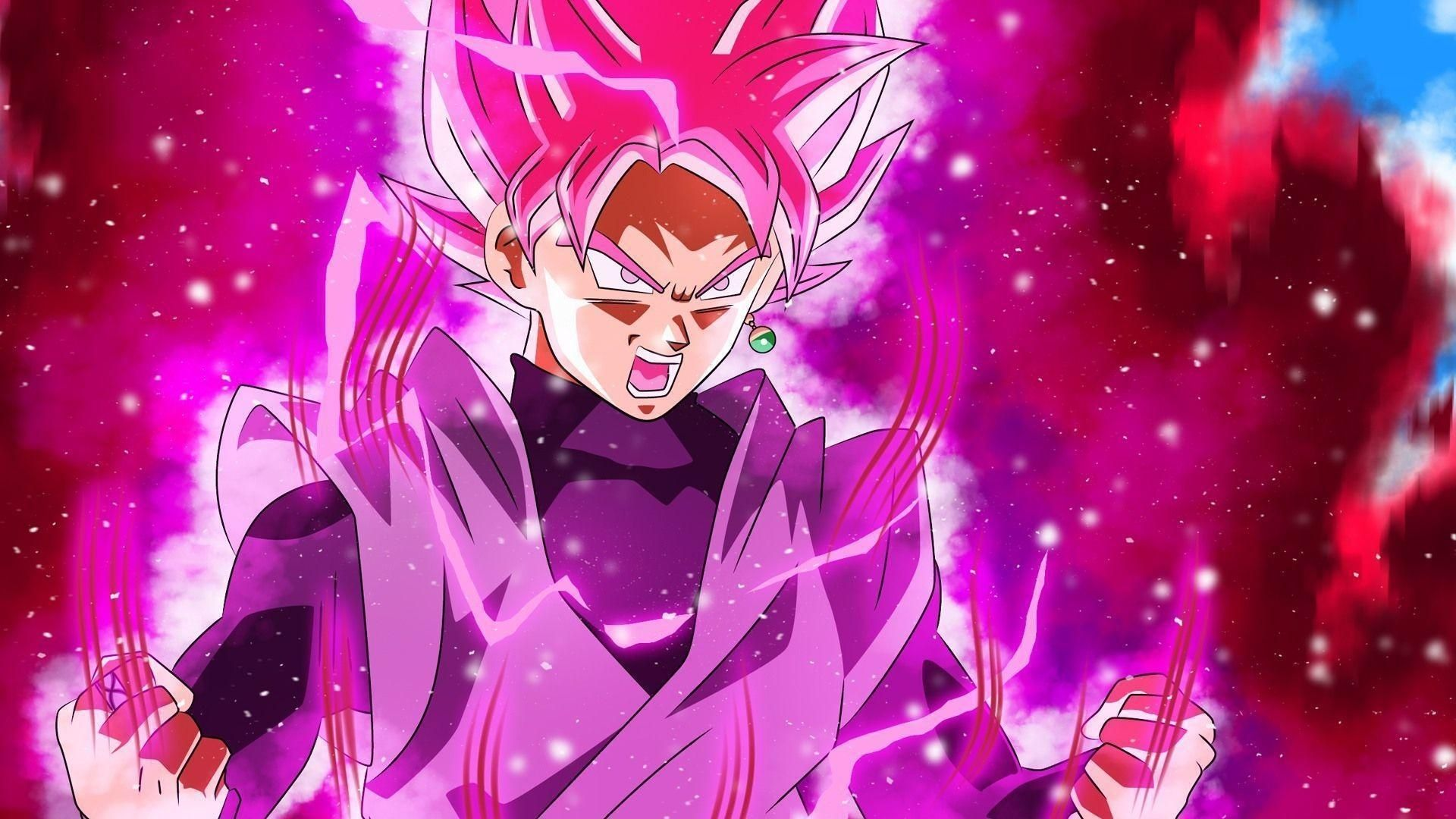 Goku And Goku Black Wallpapers Top Free Goku And Goku Black Backgrounds Wallpaperaccess