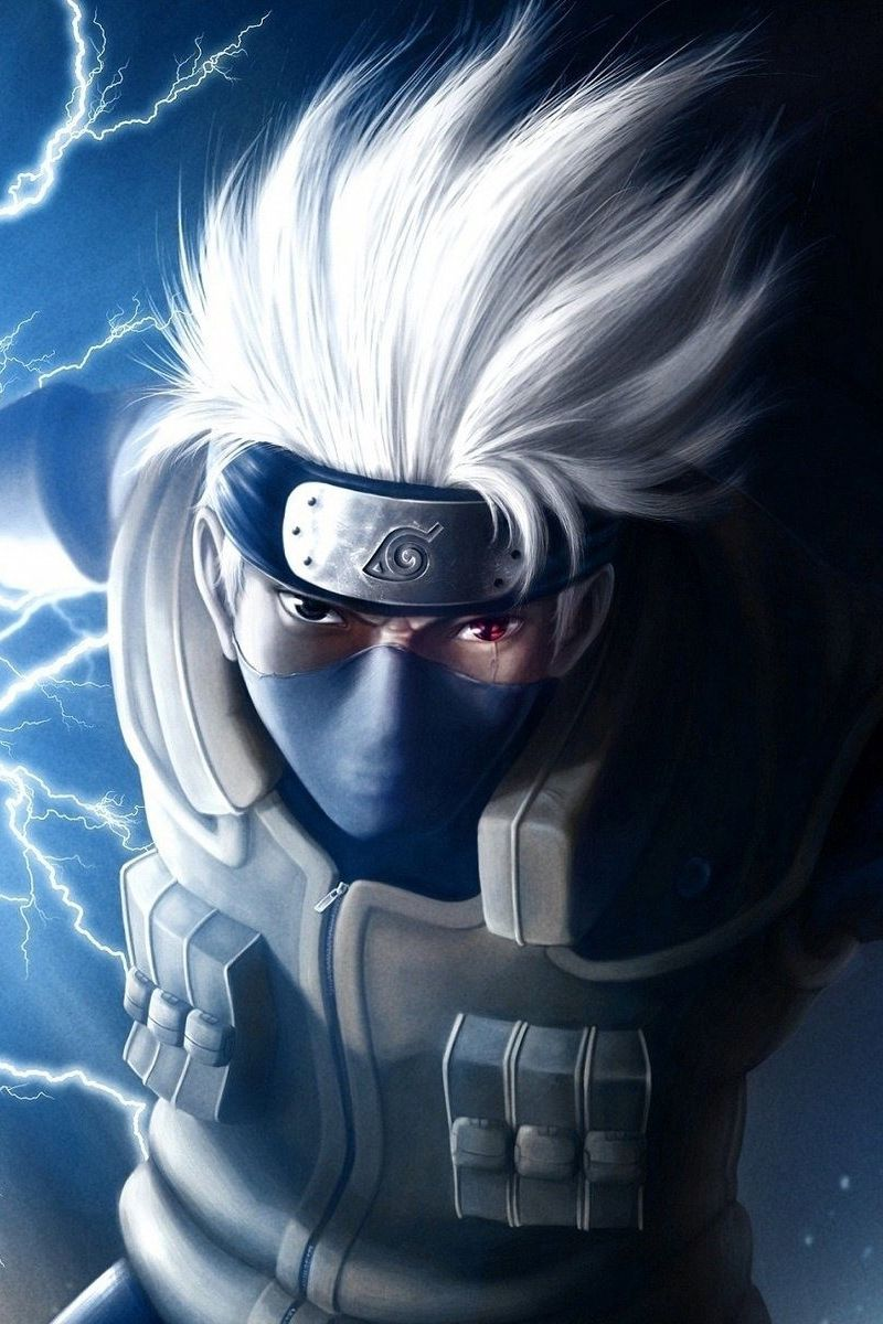 Hatake Kakashi iPhone Wallpapers - Top Free Hatake Kakashi iPhone