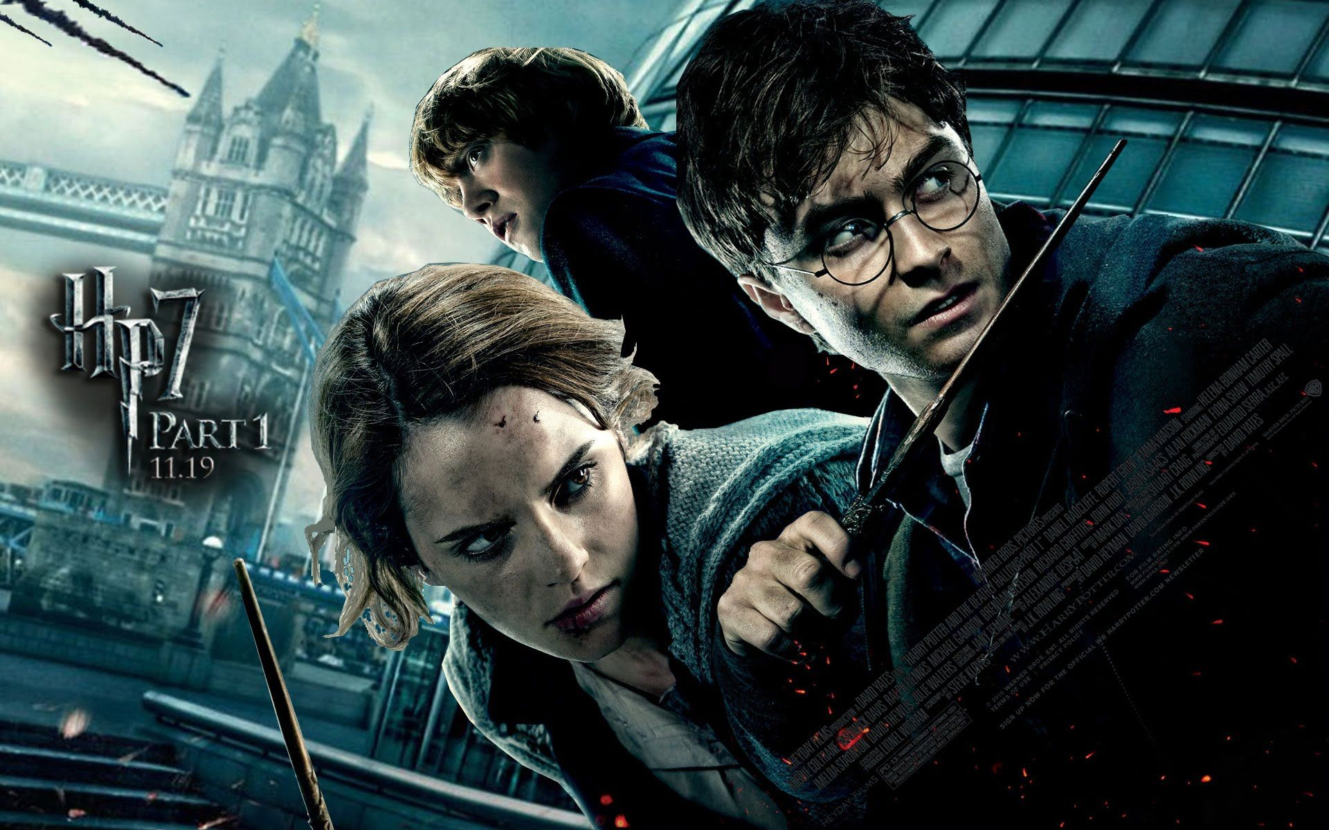 Harry Potter 7 Wallpapers Top Free Harry Potter 7