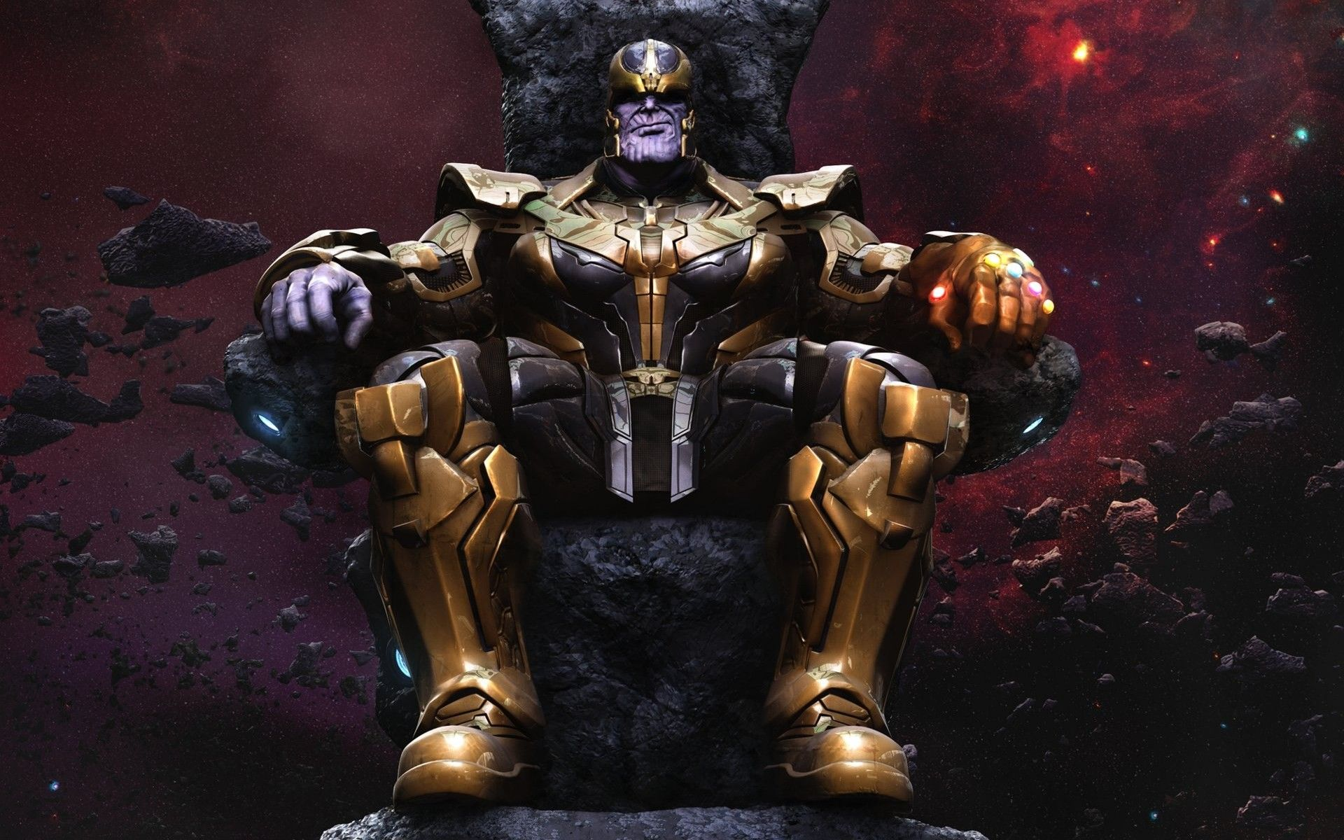 65 best free thanos hd wallpapers - wallpaperaccess