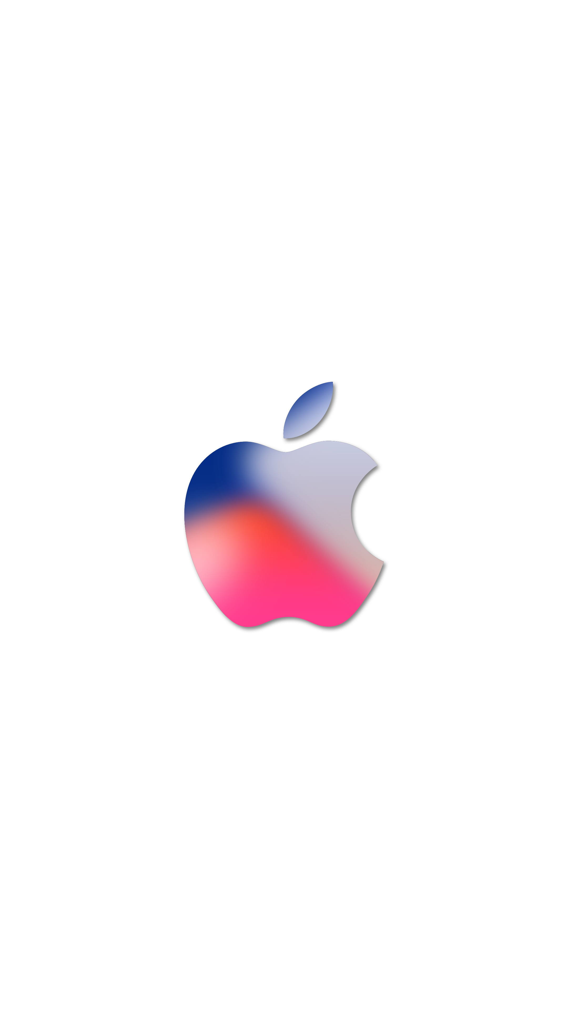 Rainbow Apple Logo Iphone Wallpapers Top Free Rainbow