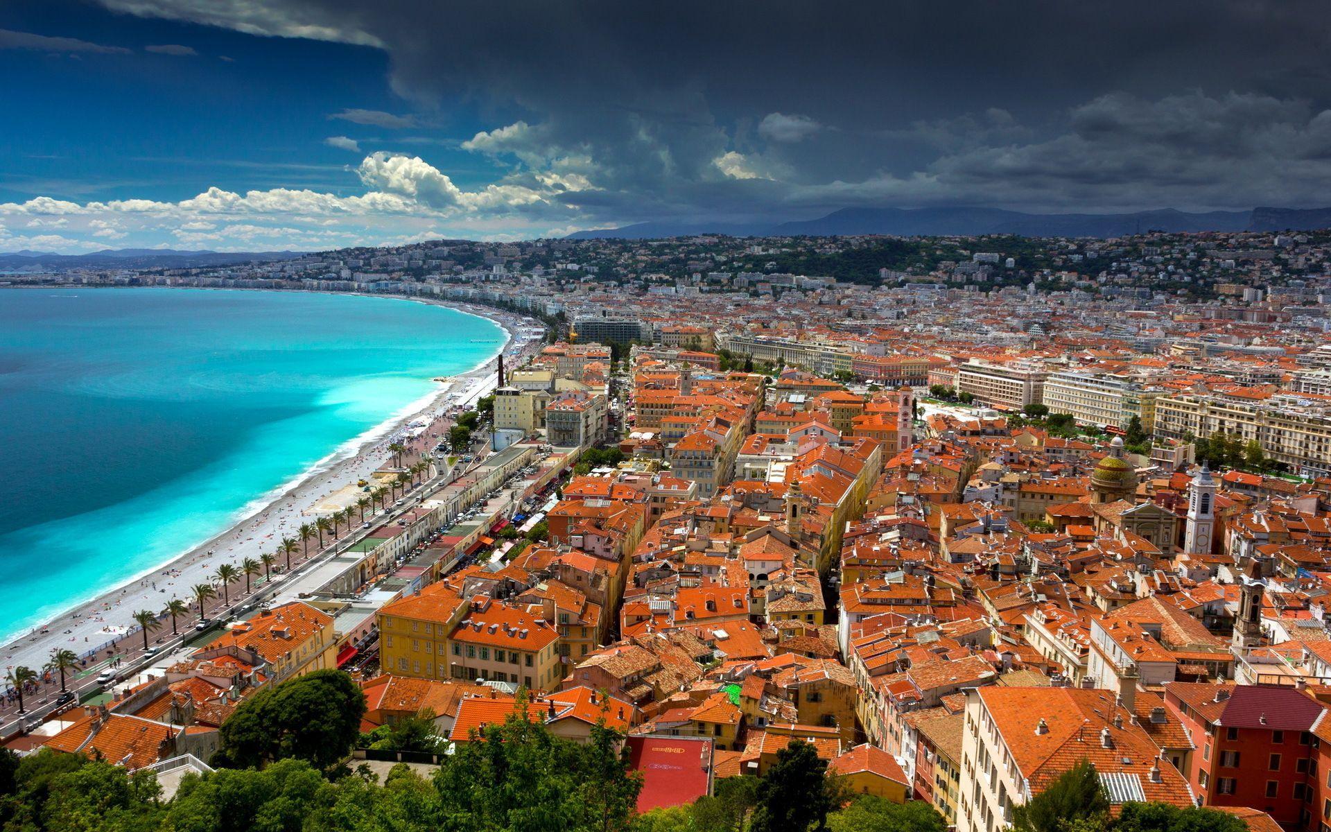 Nice France Desktop Wallpapers Top Free Nice France